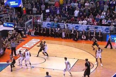 Northwestern edges Vanderbilt to win NCAA debut