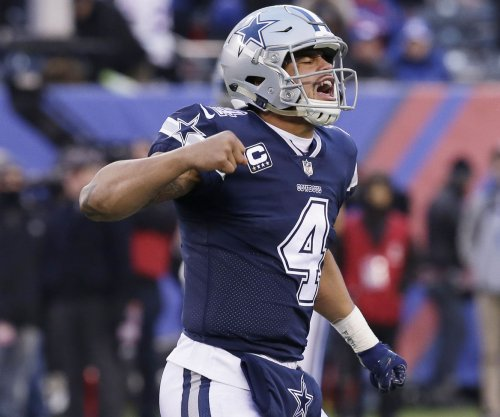 Dak Prescott, Dallas Cowboys coast past New York Giants