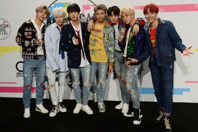 BTS thanks fans for 'devotion' after iHeartRadio Awards win