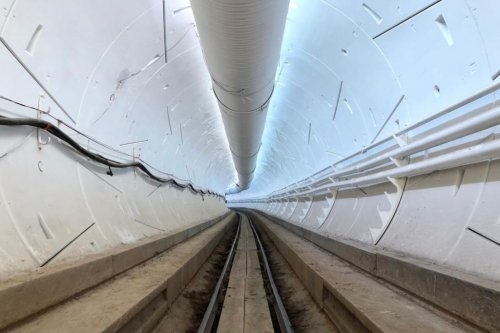 First phase of LA rapid-transit tunnel to be unveiled in December