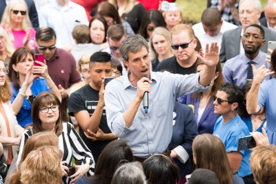 Beto O'Rourke seeks to simplify voting registration, get big money out of politics