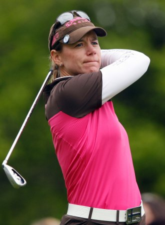 Annika Sorenstam announces pregnancy