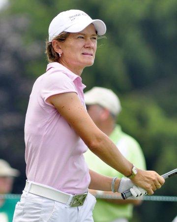 Anna Nordqvist climbs to No. 14 in women's golf rankings