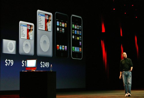 Apple CEO reveals reason for axing iPod Classic