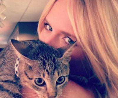 Miranda Lambert adopts stray kitten found on highway