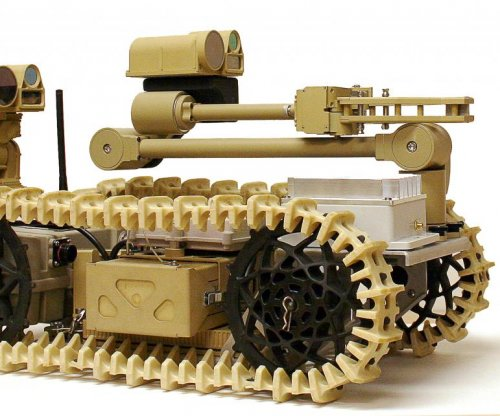 EOD robot system passes critical design review