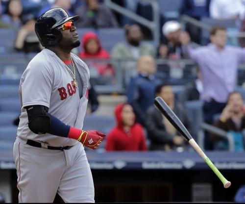 David Ortiz homers as Boston Red Sox shut out San Francisco Giants