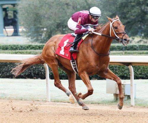 UPI Horse Racing Roundup: Gun Runner means business
