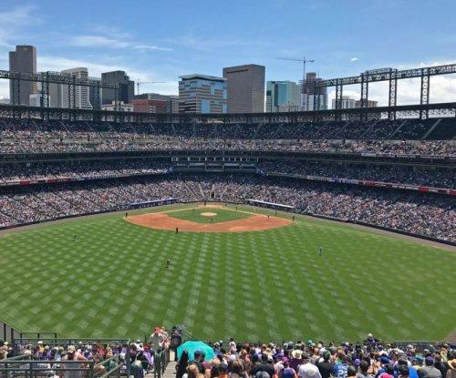 Pat Valaika homers twice as Colorado Rockies dump Los Angeles Dodgers