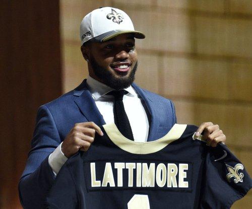 New Orleans Saints sign 1st rounder Marshon Lattimore, five others