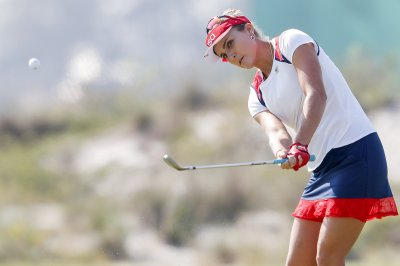 LPGA Solheim Cup results, leaderboard: Team USA rides early wave to Solheim Cup repeat