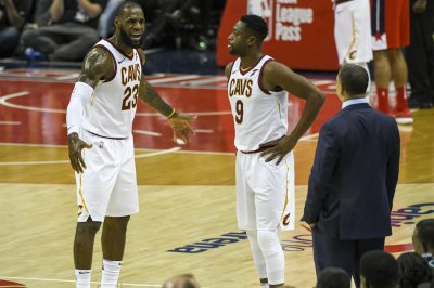 Reeling Cleveland Cavaliers shake up lineup before facing Indiana Pacers