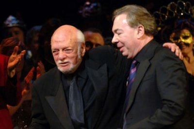 Director-producer Hal Prince dies; Broadway mourns 'giant'