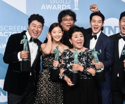 Top SAG Awards go to 'Parasite,' 'Crown,' 'Maisel'