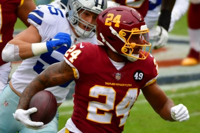 Washington Football Team crushes Cowboys, takes NFC East lead