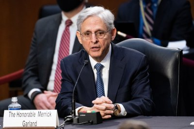 Senate confirms Merrick Garland as attorney general