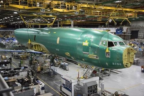 Boeing begins building P-8A planes for Norway