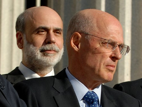 Paulson chastised over Merrill Lynch deal