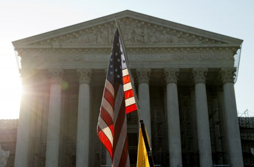 Under the U.S. Supreme Court: The high court's most political ruling