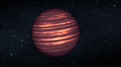 Weather on distant brown dwarf studied
