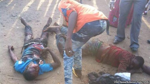 Boko Haram abducts 185, kills 33 in attack
