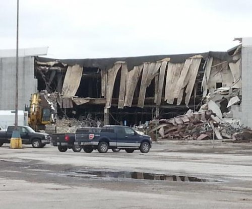 'World's largest mall' in Ohio turned into rubble
