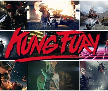 'Kung Fury': the '80s action film that never was, now is