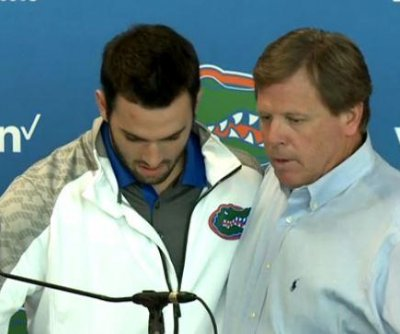 Florida Gators QB Grier suspended by NCAA for for failing drug test
