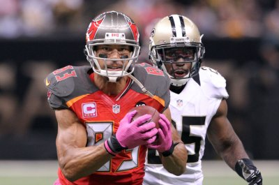 Vincent Jackson is Bucs' Man of Year again