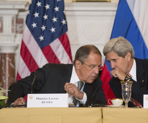 Kerry to address Syria, Ukraine in Moscow meeting with Lavrov
