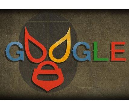 Google celebrates the 99th birthday of Mexican wrestling legend El Santo in new Doodle