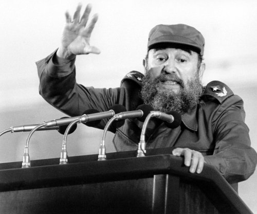 World leaders react as Cuba prepares for Fidel Castro's funeral