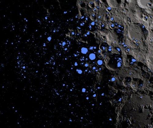 NASA: Solar storms could trigger sparks on lunar poles