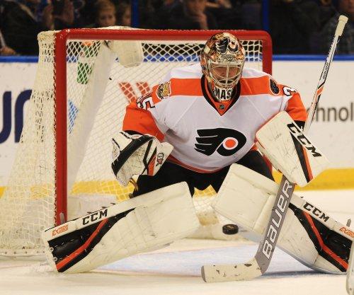Shayne Gostisbehere, Philadelphia Flyers dump Vancouver Canucks