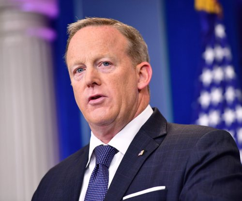 Watch live: Spicer delivers first press briefing since shakeup announcement