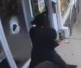 Police release video of failed hammer break-in attempt