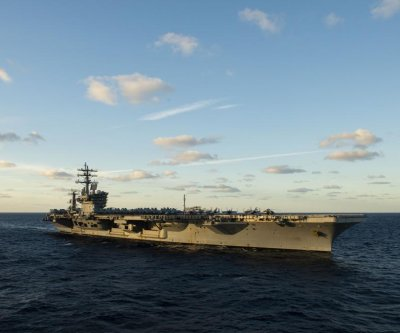 USS Eisenhower, CSG 10 deploy after COMPTUEX exercise with allies