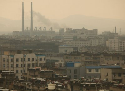 China announces 40-year pollution plan
