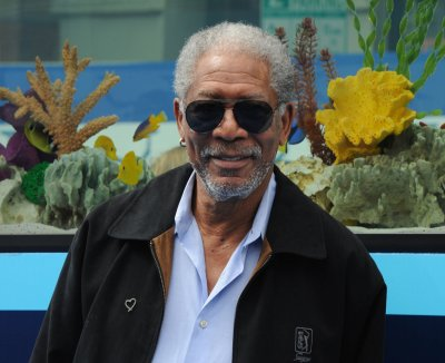 Freeman to be honored at the Golden Globes