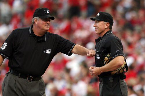 Welke named World Series umpire crew chief