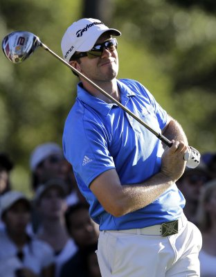 Lafeber among leaders at Dunhill Links