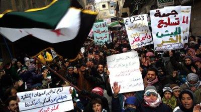 Assad regime attacks border areas, 35 dead