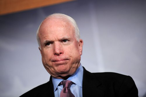 McCain: Sex assaults so bad I advise women to avoid military