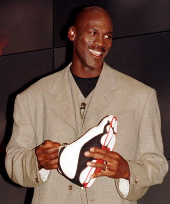 Michael Jordan celebrates 51st birthday