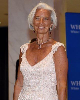 "IMF head Christine Lagarde: ""Inequality is rising"""