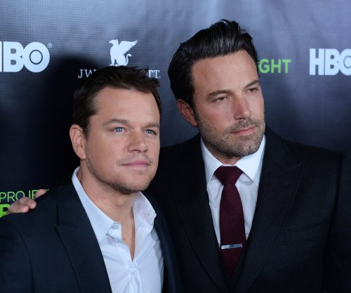 Matt Damon says Ben Affleck is doing 'great' following split