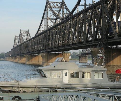 China blocking North Korea ships ahead of U.N. resolution