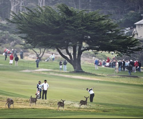 Rain expected to reign at Pebble Beach