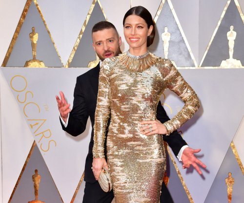 Justin Timberlake throws roller skating birthday party for Jessica Biel