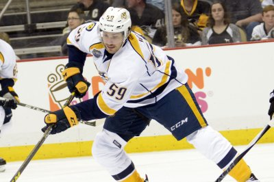 Nashville Predators complete stunning sweep of Chicago Blackhawks